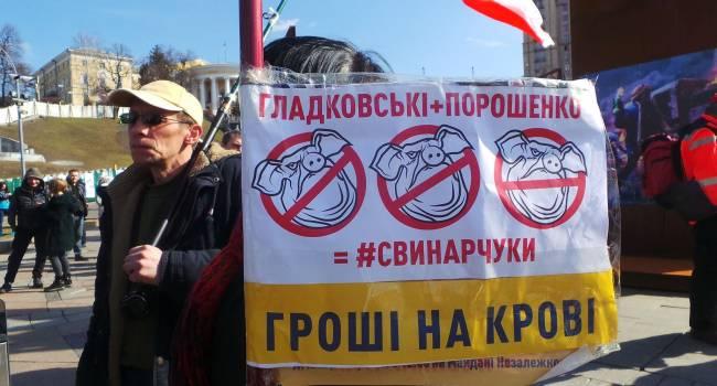 Кабакаев: теперь-то вам ясно, что история со Свинарчуками – это ложь, которая была запущена, чтобы сбить рейтинг президента