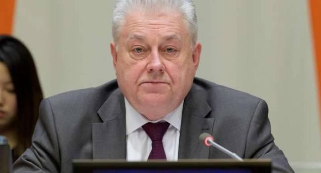 «Зато скрытые поставки РФ оружия на Донбасс - это стремление к укреплению мира в Украине»: Ельченко прокомментировал слова российских дипломатов