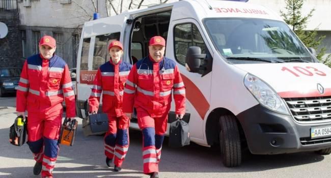 Как в Украине изменится состав бригады «скорой помощи», и кто будет в него входить?