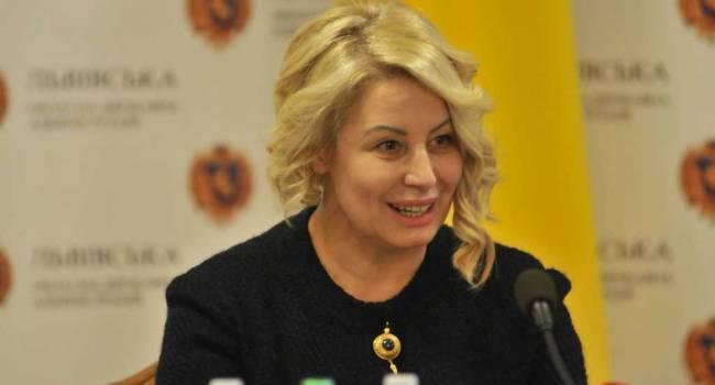 «Донбасс и Крым в Украину не вернутся»: Герман выступила с жестким заявлением