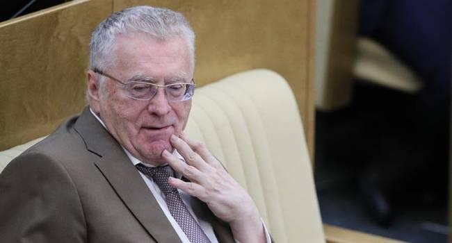«Это все наши»: Жириновский рассказал Гордону об украинских регионах, принадлежащих России