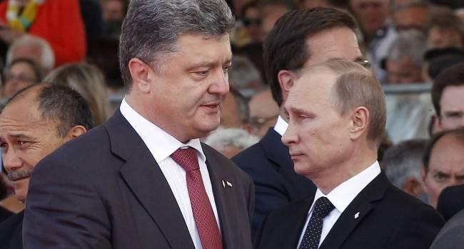 «Я старый солдат и не знаю слов любви»: Бужанский прокомментировал последнюю аудиозапись разговора Порошенко и Путина