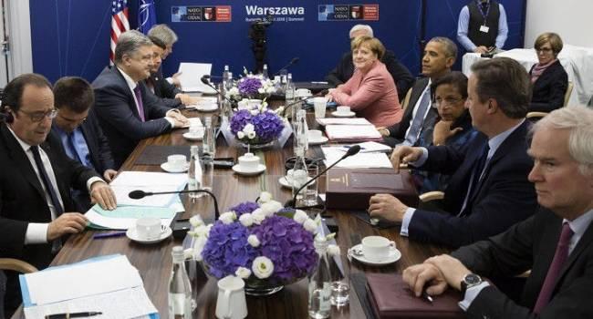 Нусс: все эти вбросы фейков осуществляются лишь для того, чтобы не допустить возвращение Порошенко в должность главы государства