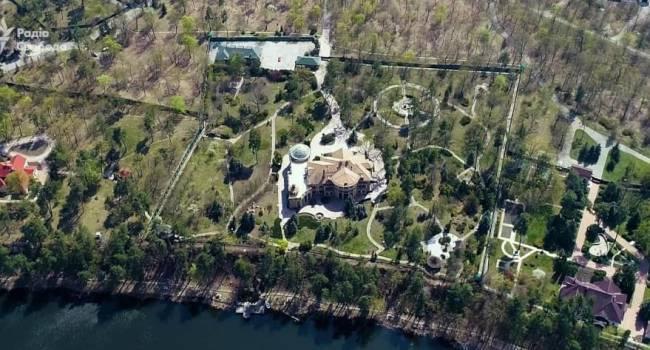 Федорович со своим размахом отдыхает: Зеленский обжился в новом домике на 2 тысячи квадратов в Конча-Заспе