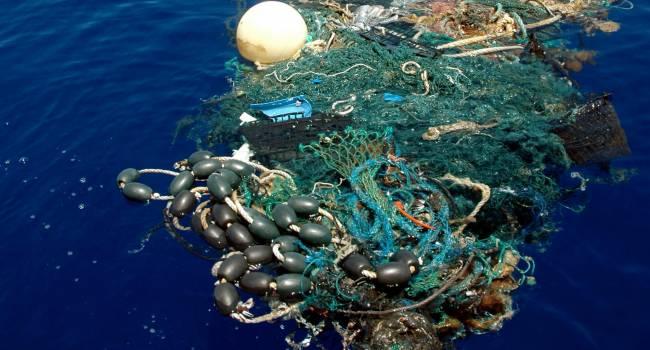 Невидимые сети, пластик и бытовые отходы: ученые выловили рекордное количество мусора в Тихом океане