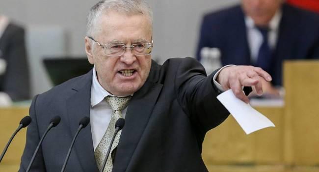 «Америке конец, Европе конец»: Жириновский рассказал, кто будет руководить всем миром