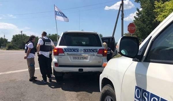 ОБСЕ призывает выполнить политические обязательства  по Донбассу