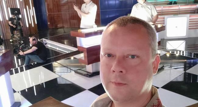 Сазонов рассказал о втором шансе для «Голоса», «Нацкорпуса» и «Свободы»