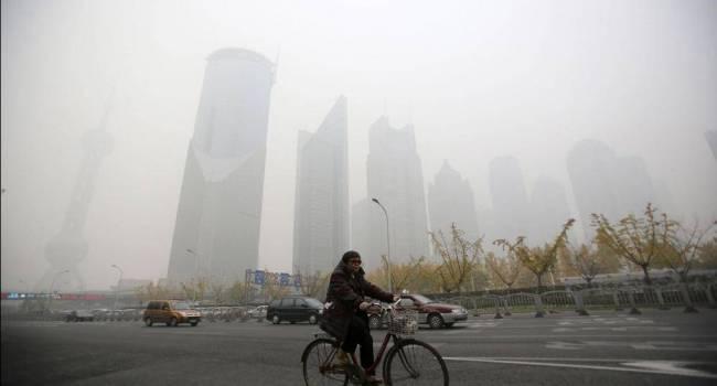 Хуже коронавируса: СМИ сообщили о 50 тысячах летальных исходов в Китае из-за загрязнения воздуха