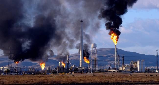 Журналист: «Азиаты и европейцы отказываются от американского газа»