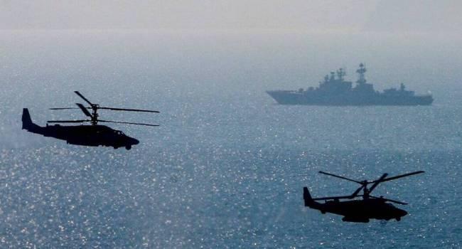«Мощная радиолокационная активность»: Что происходит в Азовском море?