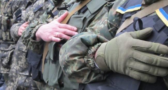 Ветеран АТО: за неделю у нас 2 погибших и 10 раненых – реакции, сострадания, заявлений со стороны Главнокомандующего – ноль
