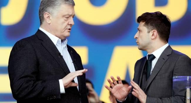 Решетилова: Зеленский сегодня ведет точно такие же переговоры, как Порошенко. Возможно, он ведет их даже в худшей для уха рядового обывателя форме