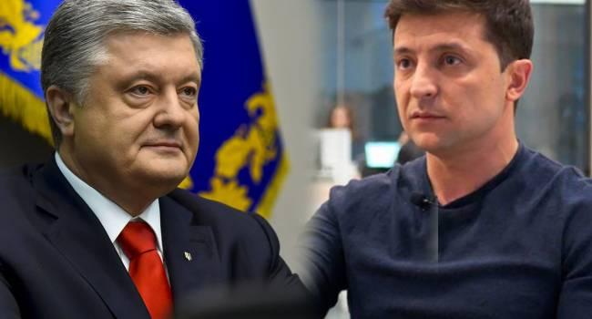 Доник: Посмотрим через годик-другой, что хорошего даст нам президентство Зеленского. Пока же при «барыге» Порошенко все было как-то лучше