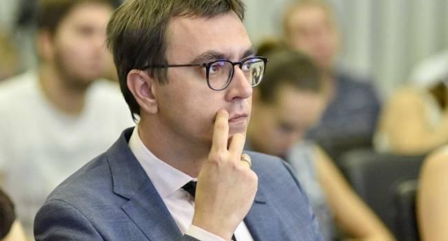 Омелян: Президент, который организовал контрнаступление, подал иски к РФ в ряд международных судов, обеспечил и повел в бой армию, не может сдавать Украину