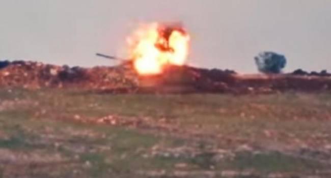 «ВСУ лупят боевиков на Донбассе, как Турция россиян в Сирии»: Силы ООС нанесли два летальных удара по «ЛДНР» из ПТУР