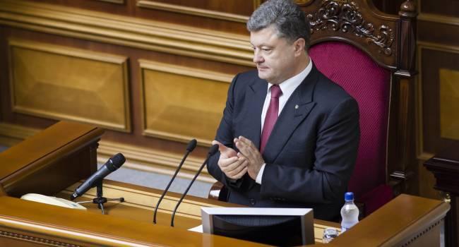 Кочетков: При Порошенко украинская политика стала абсолютно аморальной. Этот человек сам по себе является фарисеем и лицемером