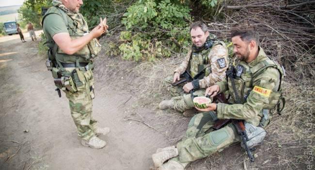 Бойцы ВСУ дали жесткий отпор наемникам РФ на Приазовье
