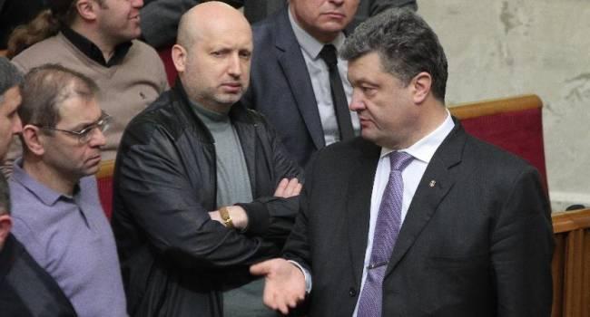 «Любитель многоходовок и сильный организатор»: политолог объяснил, почему Порошенко взял к себе Турчинова