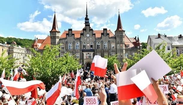 Сегодня поляки выберут себе президента во втором туре