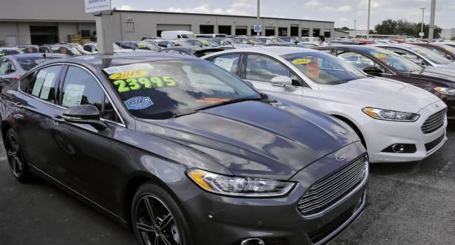 Власти хотят запретить легализацию битых авто из США