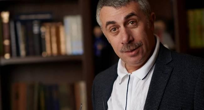 «Это настоящая катастрофа»: Комаровский выступил против дистанционного обучения детей