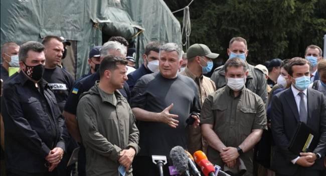 Владимир Фесенко рассказал, почему Зеленский оставил Аваков министром внутренних дел