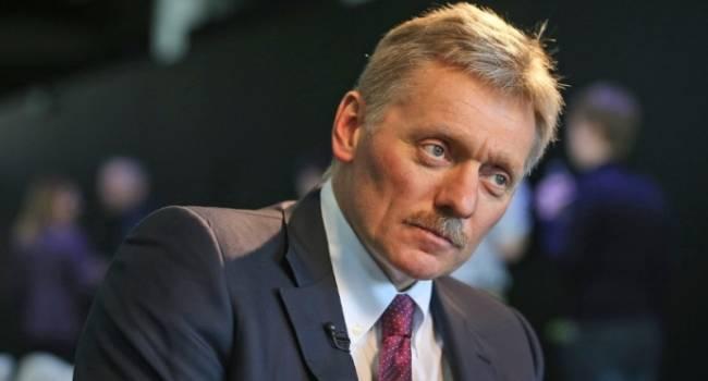 «Насильно мил не будешь»: Песков заявил, что Москва согласится, если Украина официально выйдет из «Минска»