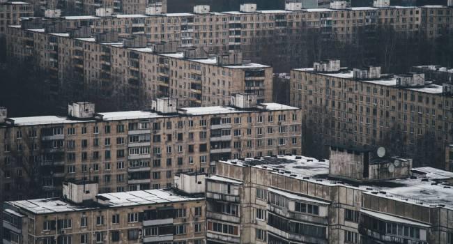 «Руины и разрушения, никакого будущего»: общественник рассказал, что в Украине никогда не проведут модернизацию многоквартирных домов