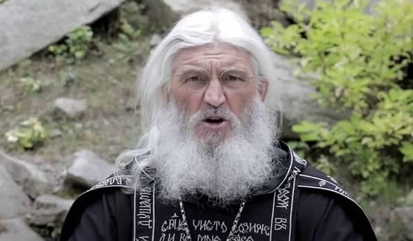 «Будет полномасштабная духовная война»: монах Сергий записал видеообращение к Путину, пригрозив расправой