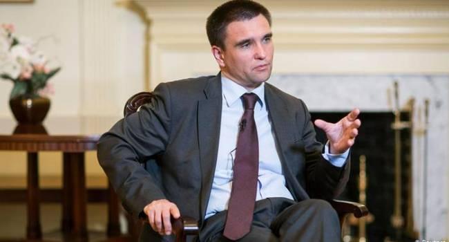 Климкин: деоккупация Донбасса и Крыма – это среднестроковая история