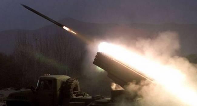 Артиллерийское наступление на Донбассе: Наемники РФ ударили из 152-мм калибра, ВСУ понесли потери