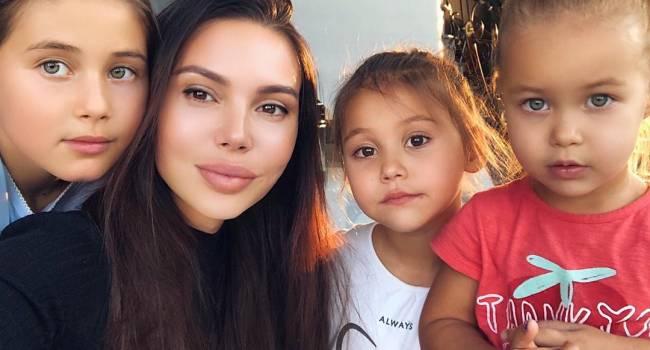 «Самые милые дети»: Оксана Самойлова показала забавное видео с дочками и сыном