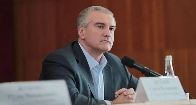 Крым получил первую партию материалов для строительства водовода, - Аксенов