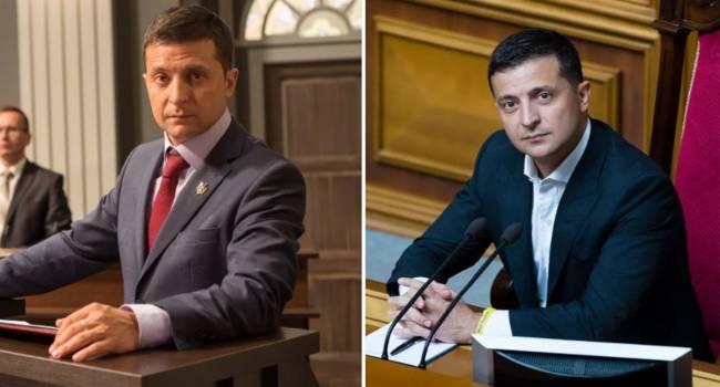 Казарин: Образ Голобородько не только помог Зеленскому стать главой государства, но и сделал шестого президента своим заложником