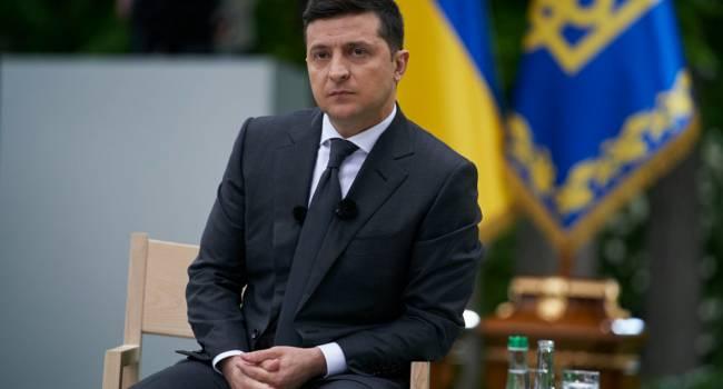 Пономарев: Лучшего кандидата на должность президента Украины, чем Зеленский, до сих пор нет - он не начал воровать, и не ск*рвился