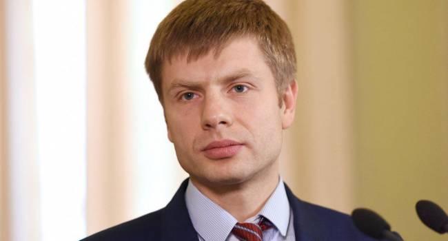 Гончаренко: «Слуги народа» хотят изменить избирательное законодательство перед местными выборами
