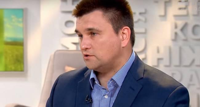 Климкин: В РФ, судя по всему, начинается эпоха репрессий, и это открывает для Украины новые возможности в борьбе за людей, проживающих на оккупированных территориях