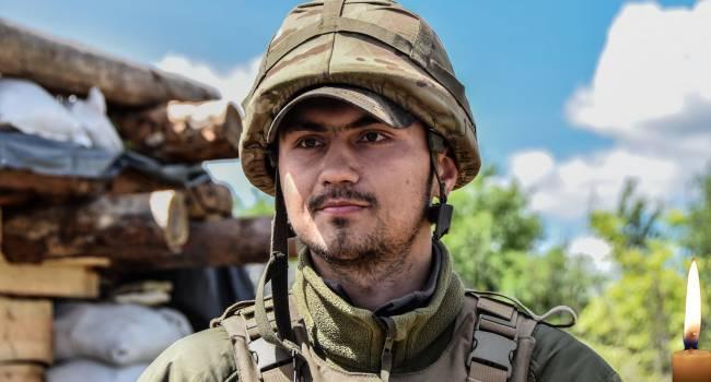 Зеленский не решился сообщить о присвоении бойцу ВСУ Матвиеву Героя Украины, поручив это Мендель, – блогер