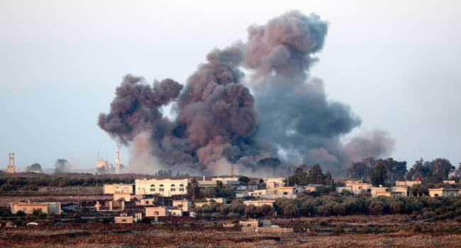 «Месть за подрыв «Тигров»?»: ВКС РФ начали жестко бомбить Идлиб – кадры
