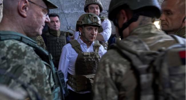 Кабакаев: сутки, как погибли воины на востоке от российских снарядов, а от президента – тишина