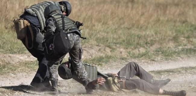«Дали по зубам врагу»: Бойцы ВСУ ликвидировали двух и ранили трех боевиков на Донбассе