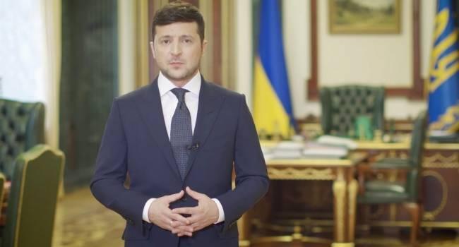 Политолог о заявлении Зеленского: простите уж меня, но это заявление кого угодно, но уж точно не президента воюющего государства