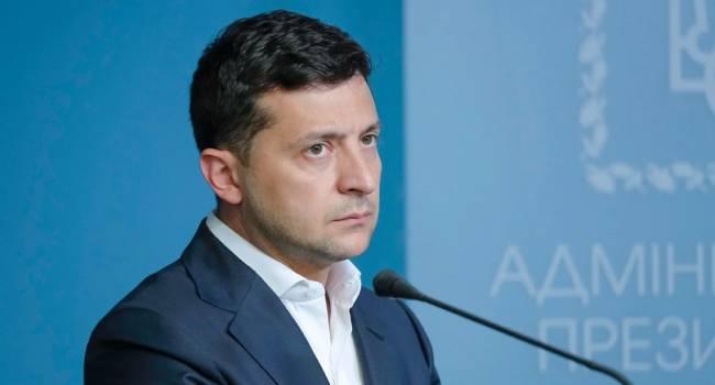 Блогер: Зеленский взял ситуацию на Донбассе «под личный контроль» и отправил главнокомандующего ВСУ, чтобы тот на месте разобрался