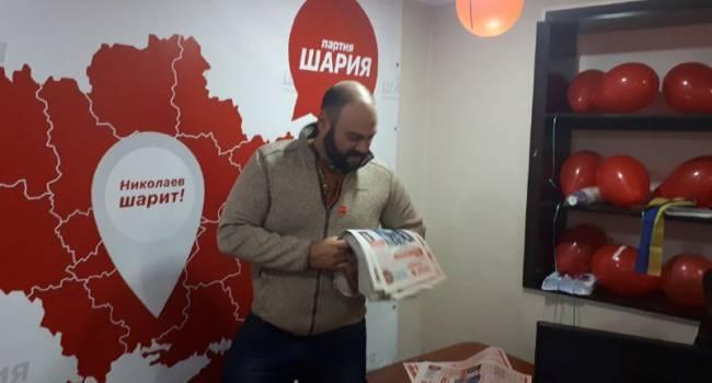 «Он говорил об этом честно»: политолог заявил, что партия Шария никогда не будет пророссийской