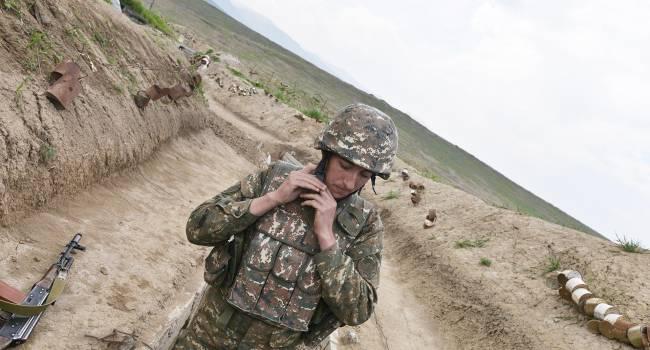 Начались ожесточенные бои: За сутки на границе Азербайджана и Армении были убиты 11 военных