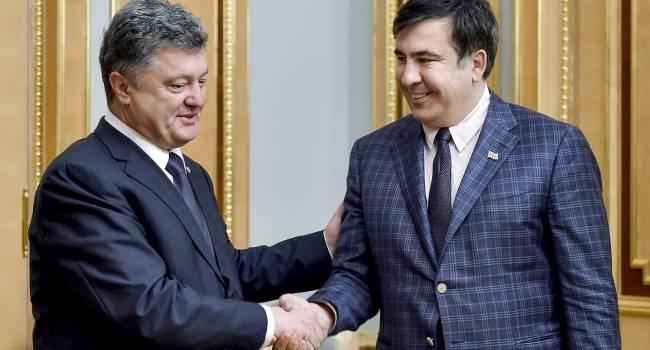 Порошенко и Саакашвили, когда были студентами, сами изъявили желание работать на спецслужбы - Маломуж