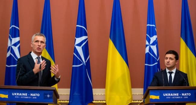 «Территориальные претензии и еще много чего»: в РФ заявили, что членство в НАТО Украине не светит
