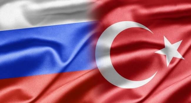 Блогер: Стратегическое ослабление Турции может спровоцировать именно тот конфликт, который десятилетиями подпитывается «миротворцами» из РФ