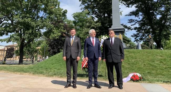 Общие слова и никакой конкретики по продвижению членства Украины в ЕС: дипломат раскритиковал декларацию «Люблинского треугольника»